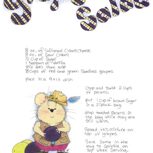 Snigput Vittles – Grape Salad S1W9