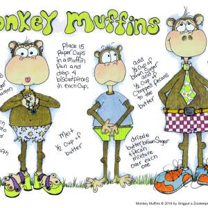 Snigput Vittles – Monkey Muffins S1W3
