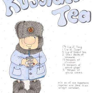 Snigput Vittles – Russian Tea S1W8
