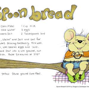Snigput Vittles – Spoon Bread S1W4