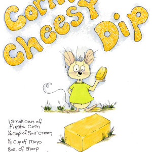 Snigput Vittles – Corny Cheesy Dip S1W14