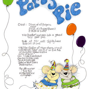 Snigput Vittles – Party Pie S1W30
