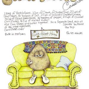 Snigput Vittles – Couch Potato Casserole S1W38