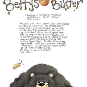 Snigput Vittles – Miss Betty's Apple Butter S1W41