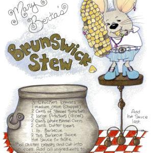 Snigput Vittles – Mary Berta's Brunswick Stew S1W42