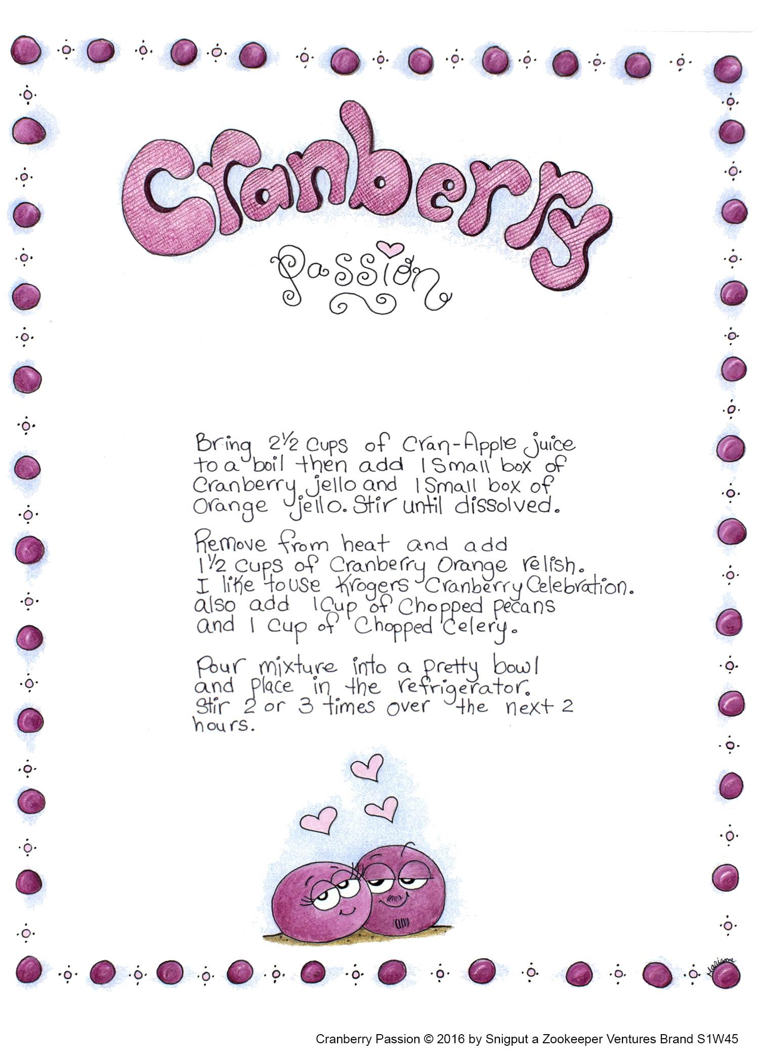 cranberry-passion
