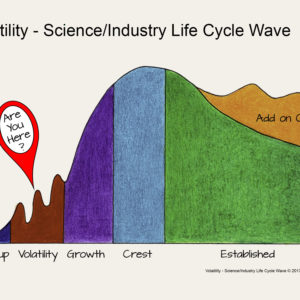 Volatility – Are You Riding the Science/Industry Life Cycle Wave?