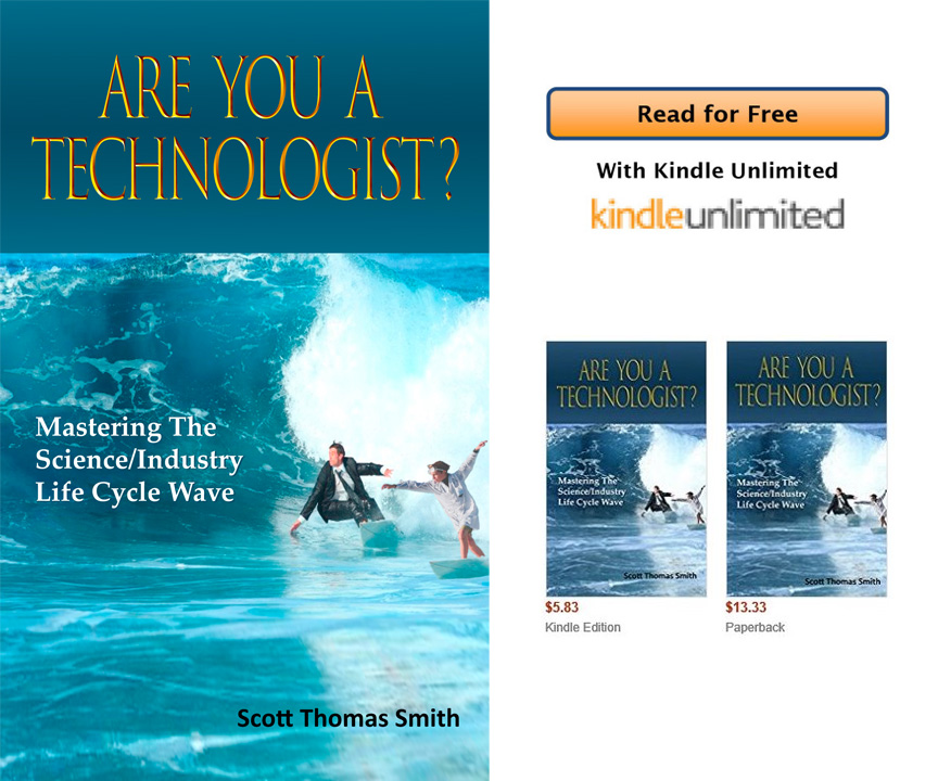 Are You A Technologist? – The Perfect Graduation Gift Book Is Now Available on Amazon